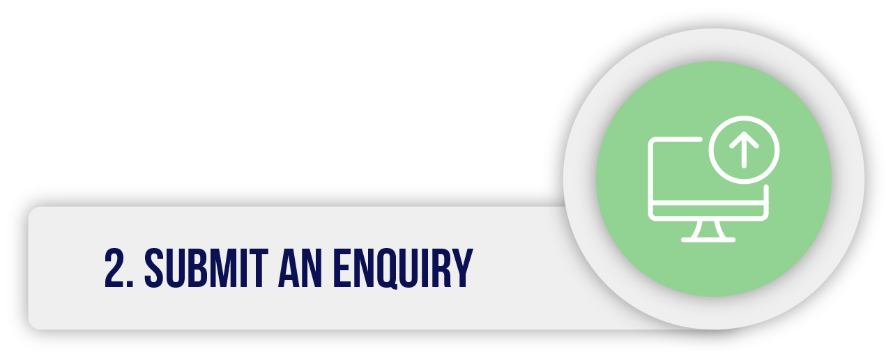2. Submit an enquiry